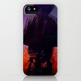 Cowboy 2 iPhone Case
