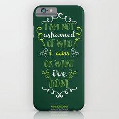 Anna Karenina Slim Case iPhone 6s