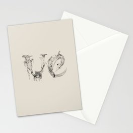 Ve - Meaw Stationery Cards