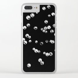 Crystal Stones #2 #shiny #decor #art #society6 Clear iPhone Case