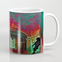 The Crushing Weight of Defeat:  Divide Coffee Mug