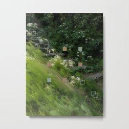 plant life // 4 Metal Print