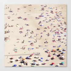 Beach Love VI Canvas Print