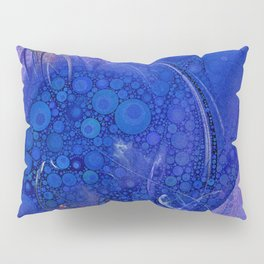 Blueberry Swirl Pillow Sham