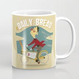 His Daily Bread Coffee Mug