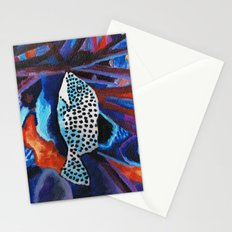 Fish 6 - Series 1 Stationery Cards