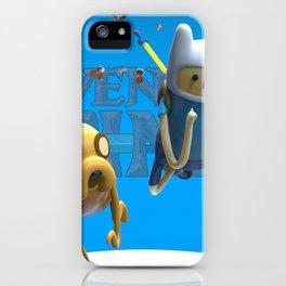 C'mon Grab a friend. iPhone Case