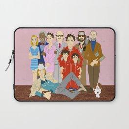 Royal Tenenbaums Family Portrait  Laptop Sleeve