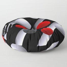 opart balls -3- Floor Pillow