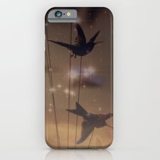 Hummingbird Galaxy iPhone 6s Slim Case