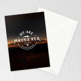 We are Mauna Kea Stationery Cards