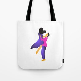 In the mood of Love Tote Bag