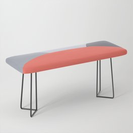 Deyoung Living Coral Bench