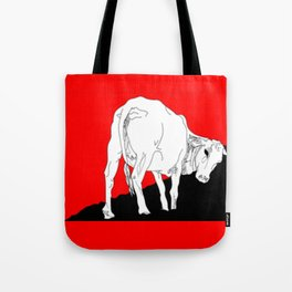 Don't eat me Tote Bag