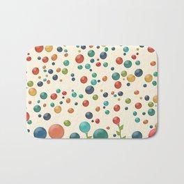 The Gum Drop Garden Bath Mat