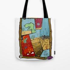 Dino Time  Tote Bag