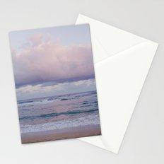 Pastel Beach - Kauai, HI Stationery Cards
