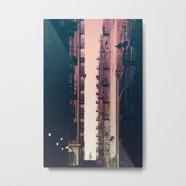 Between the Buildings - Downtown LA #36 Metal Print
