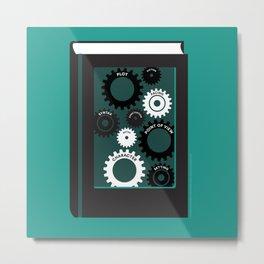 The Gears of Craft Metal Print