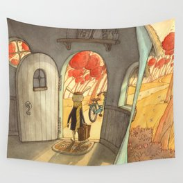 The Open Road Wall Tapestry