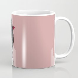A Day of Pink Sun Coffee Mug