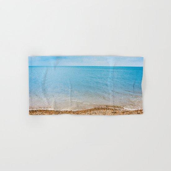sea sand beach 4 Hand & Bath Towel
