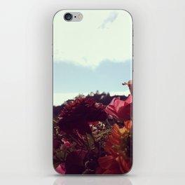 Florals at ventana iPhone Skin