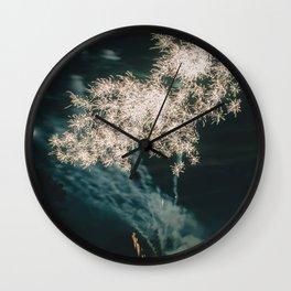 FINALE Wall Clock