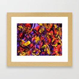 Interlude (Gold)  Framed Art Print