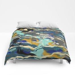 Marble Saudade Comforters