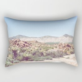 Joshua Tree, No. 2 Rectangular Pillow