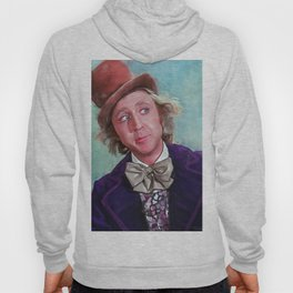 The Candy Man Can - Willy Wonka Hoody
