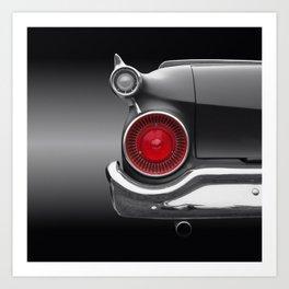 US American classic car 1959 ranchero Art Print