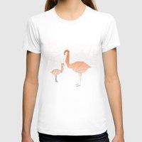 flamingo T-shirts featuring FLAMINGO by ARCHIGRAF