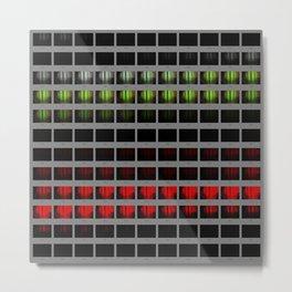 one=many (no. 3) Metal Print