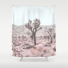Desert Cacti 2 Shower Curtain