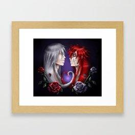 An Equal Light Framed Art Print
