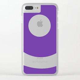 Seeker's Eye - Minimal Clear iPhone Case