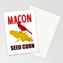 MACON SEEDS Stationery Cards