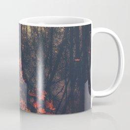 Where are you? Autumn Fall - Autumnal forest Coffee Mug