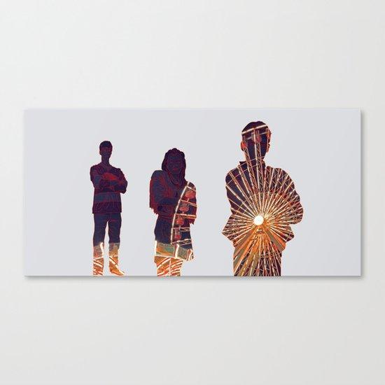 Ferris Canvas Print