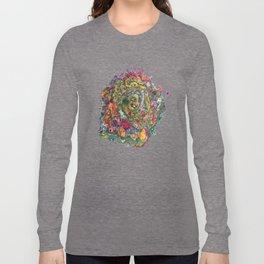The Many Faced Ball Long Sleeve T-shirt