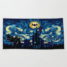 Starry Knight iPhone 4 4s 5 5c 6, pillow case, mugs and tshirt Beach Towel