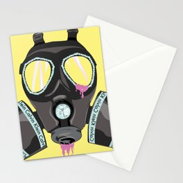 Gassed Stationery Cards