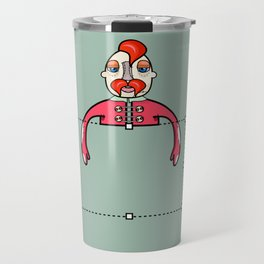 Cut the crap! Travel Mug
