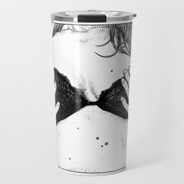 asc 253 - Les balconnets (The two half-cups) Travel Mug