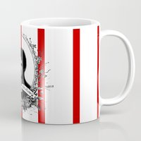 will graham Mugs featuring Will Graham by JM London