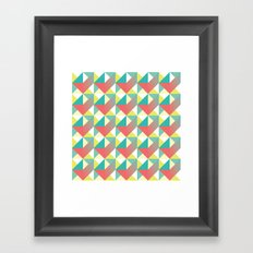 JBDMIX Framed Art Print