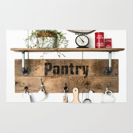 Pantry Shelf Rug