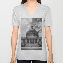 Capitol Unisex V-Neck